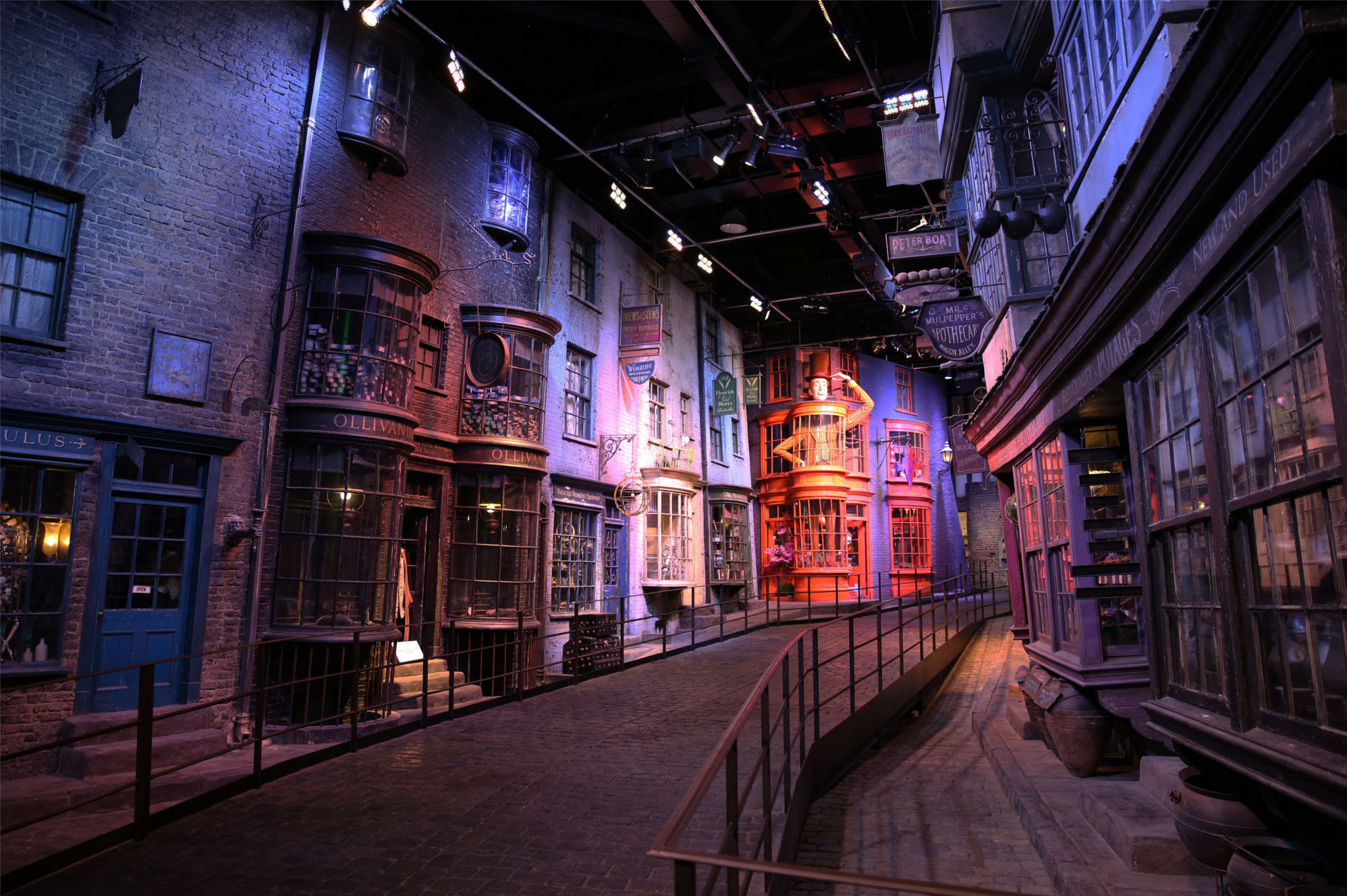 160d921aff9 Studio Tour London  Wands at the ready! Step behind the scenes of the Harry  Potter films to experience the magic first hand. See original sets from the  ...